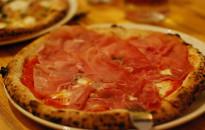 Prosciuto Pizza